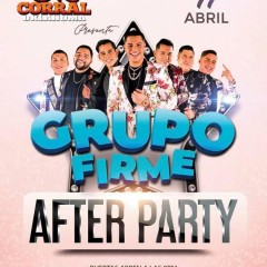 Grupo Firme ( After Party)